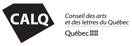 CALQ - Partner of The Pavillon des arts et de la culture de Coaticook